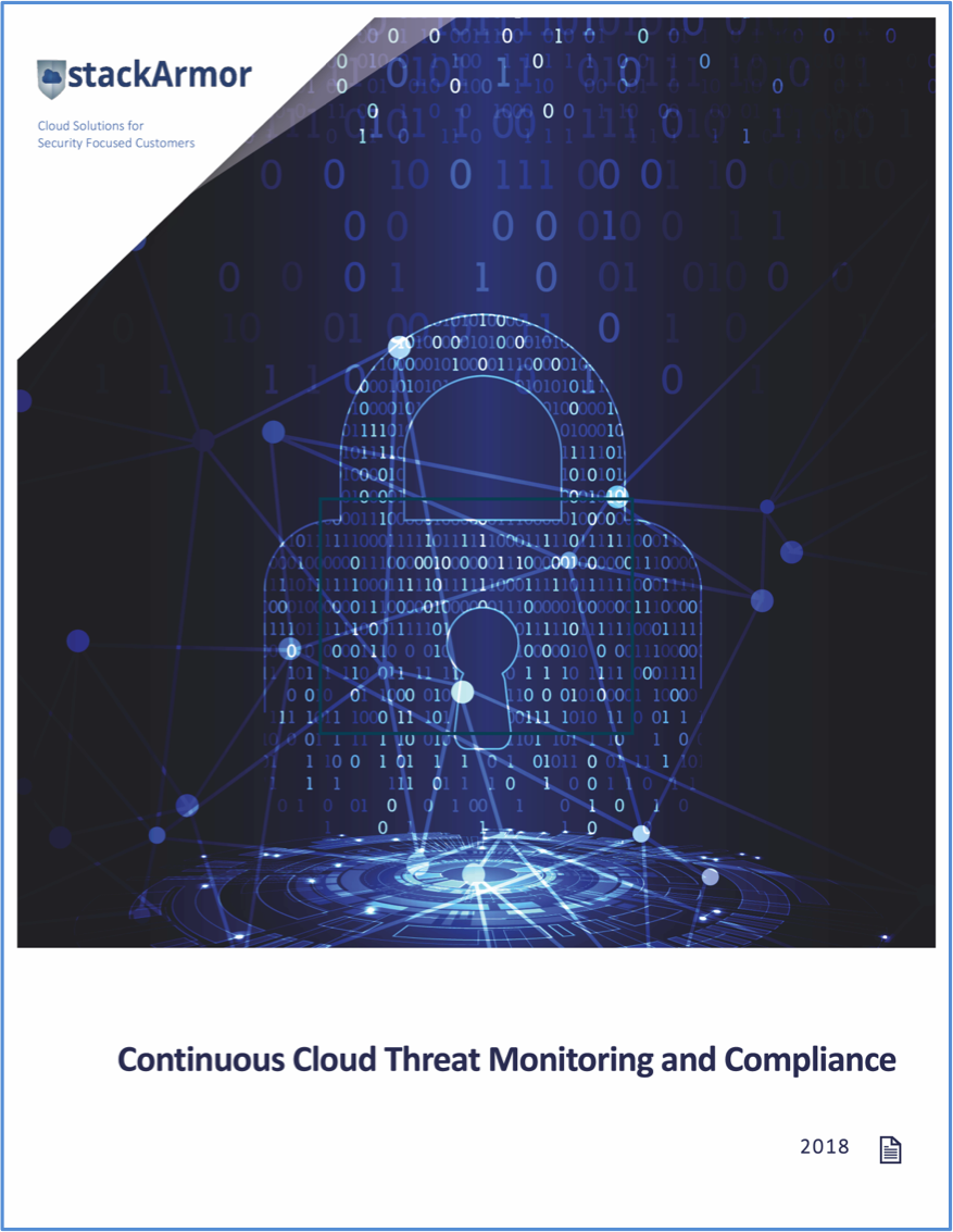 Solutions Brief: Continuous Cloud Threat Monitoring and Compliance